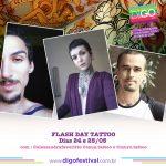 Goiás:  Profissionais da tatuagem trabalharão em festival de diversidade sexual e de gênero