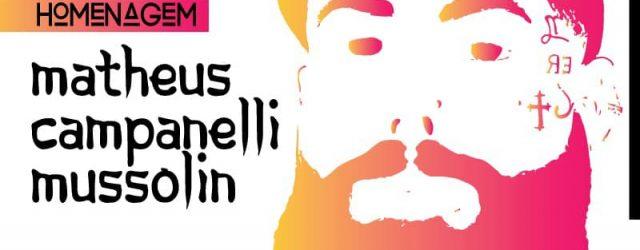 Em Dezembro de 2018 perdemos precocemente o body piercer Matheus Campanelli Mussolin, vítima de uma violência brutal que ceifou sua vida, no auge dos 24 anos. Este ano o congresso […]
