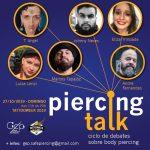 Piercing Talk acontecerá em São Paulo e traz discussões sobre estética, ética e muito mais