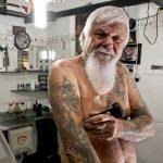 Luto: Stoppa, lenda da tatuagem brasileira morre de COVID-19