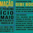 Brasília: curso de formação em body piercing para quem não pode pagar